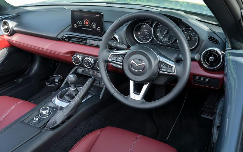 Britain's Best Fun Car 2020: Mazda MX-5