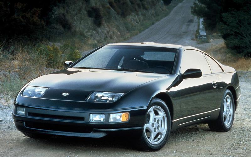 NISSAN 300ZX 1989-2000