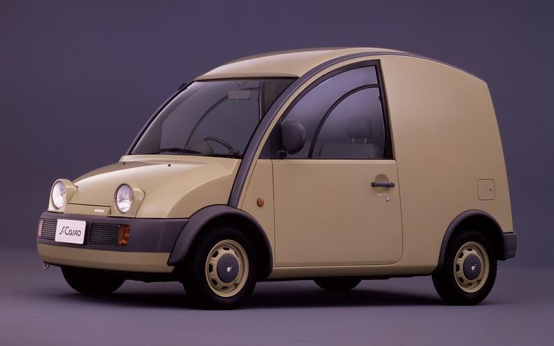Nissan S-Cargo (1989)