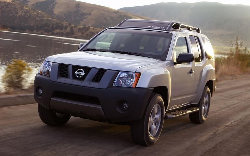 Nissan Xterra (second-generation, 2004)