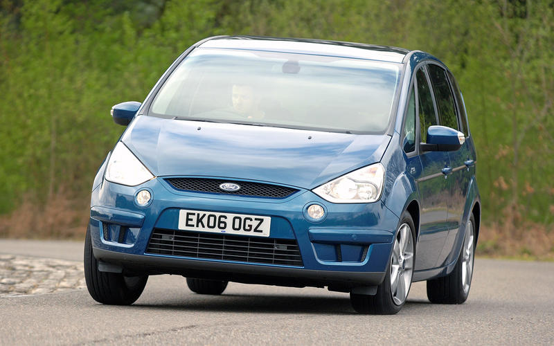 Ford S-Max 2.5 T (2006-2010), £2500-£7000