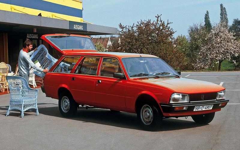 16: Peugeot 505 (1980)