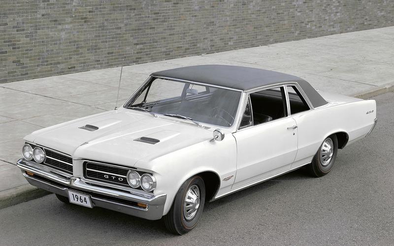Pontiac Tempest LeMans GTO (1964)