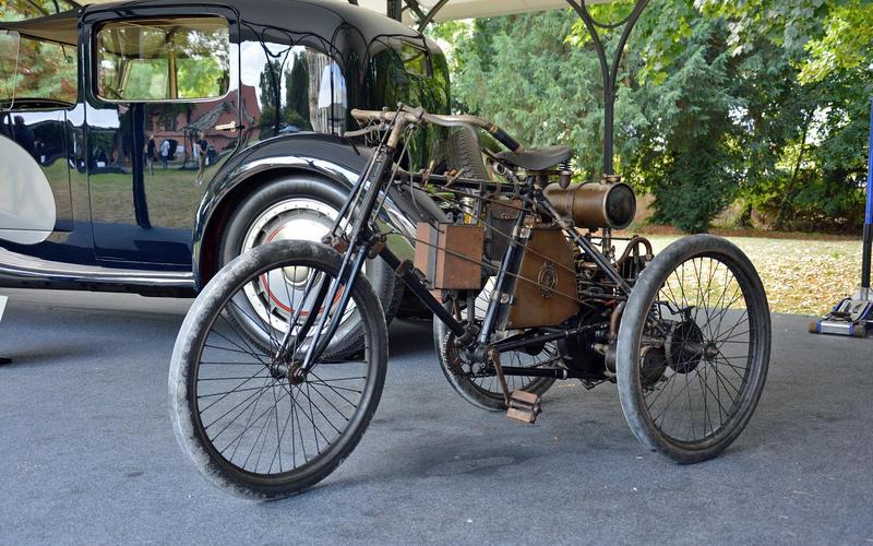 Prinetti & Stucchi Tipo 1 (1899)