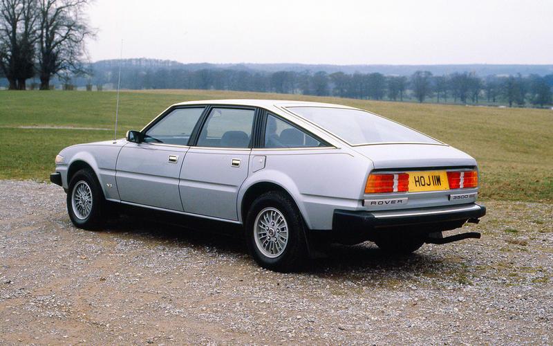 Rover V8: 1967-2004 (37 years)
