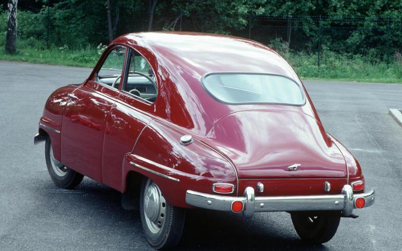 Saab 92B (1953)