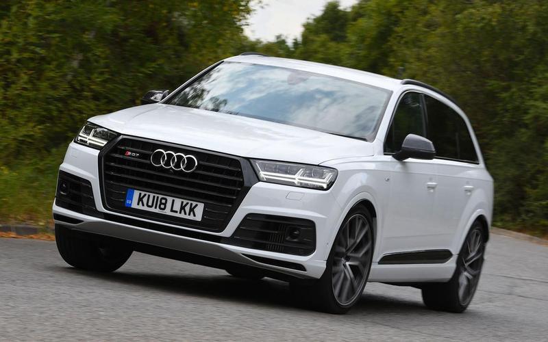 18: Audi SQ7