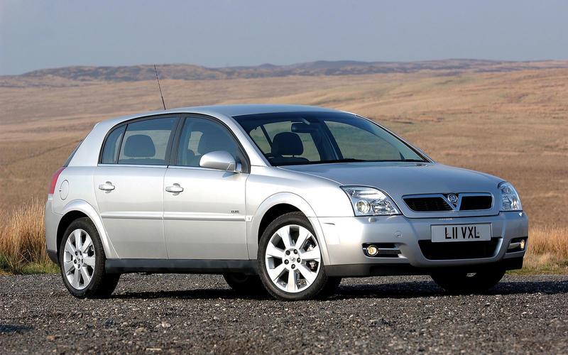 Vauxhall Signum (2003-08)