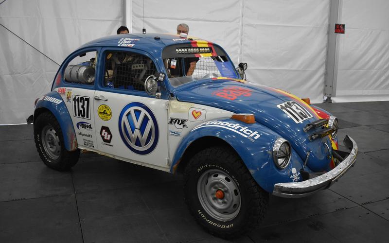 Volkswagen Beetle Class 11 race car (1970)
