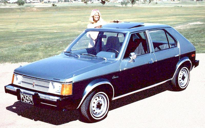 Talbot Horizon (1978) – 9 MODELS