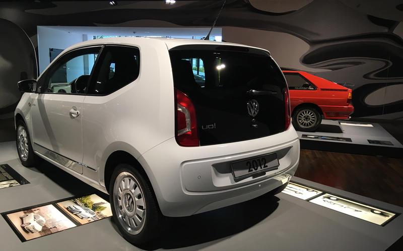 Volkswagen Up (2012)
