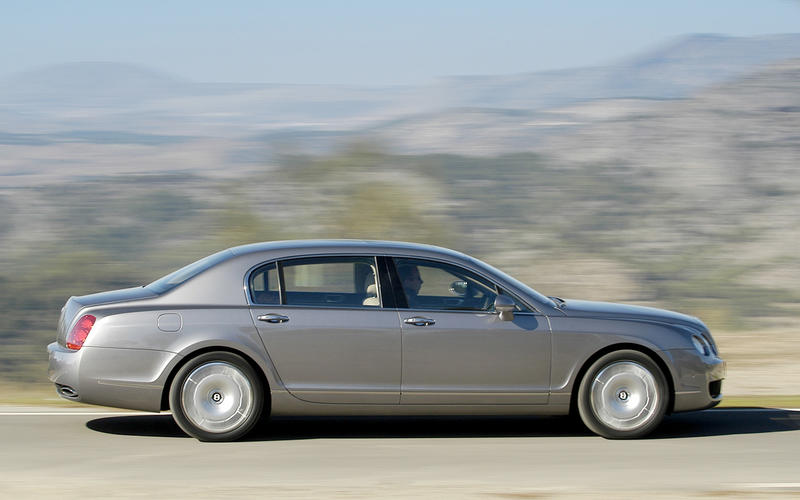 Bentley Continental Flying Spur (2006)