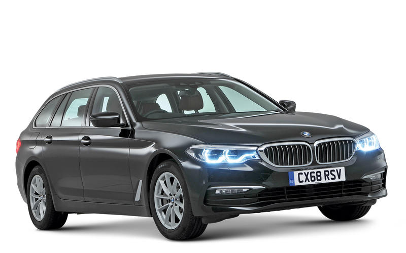 BEST BUY - MORE THAN £30,000 - BMW 5 Series Touring 520d SE
