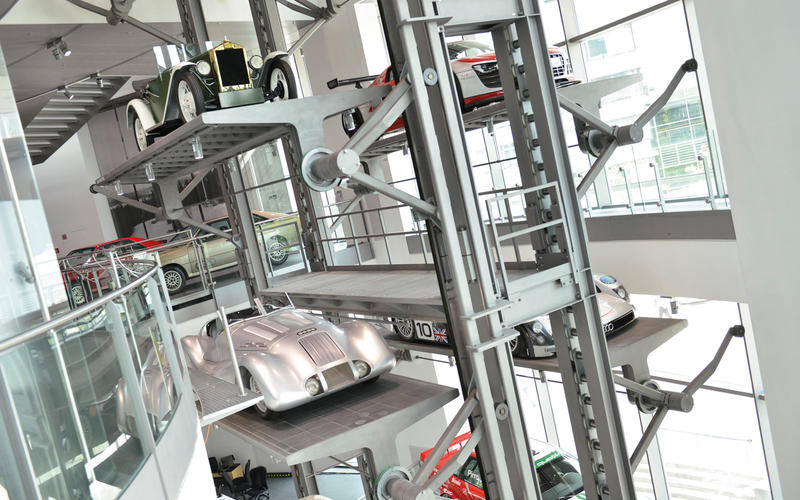 Audi Forum – Germany