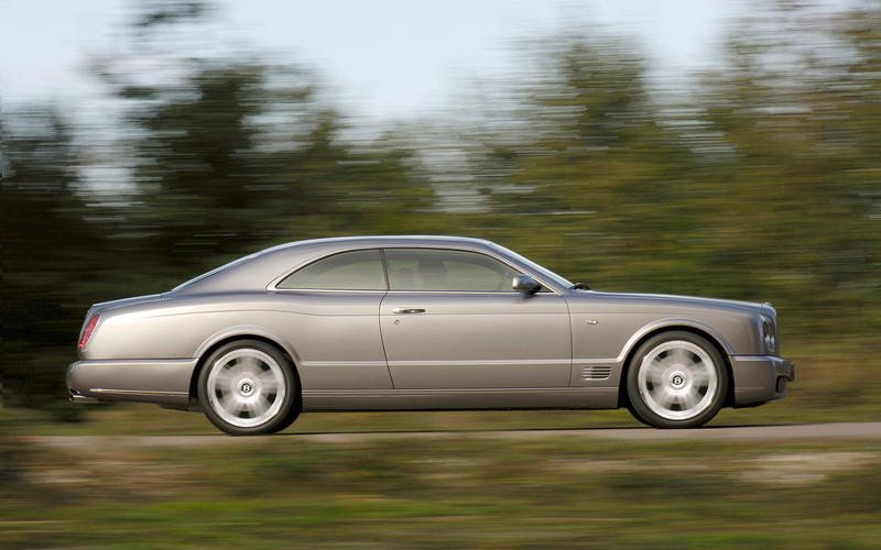 Bentley Brooklands (2008)