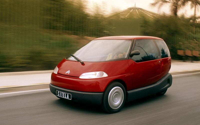 Citroën Citela (1991)