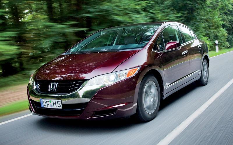 Honda FCX Clarity (2006)