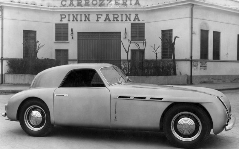Maserati: Tipo A6 (1947)
