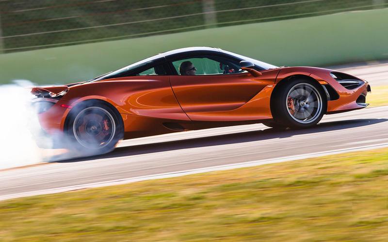 12: McLaren 720S