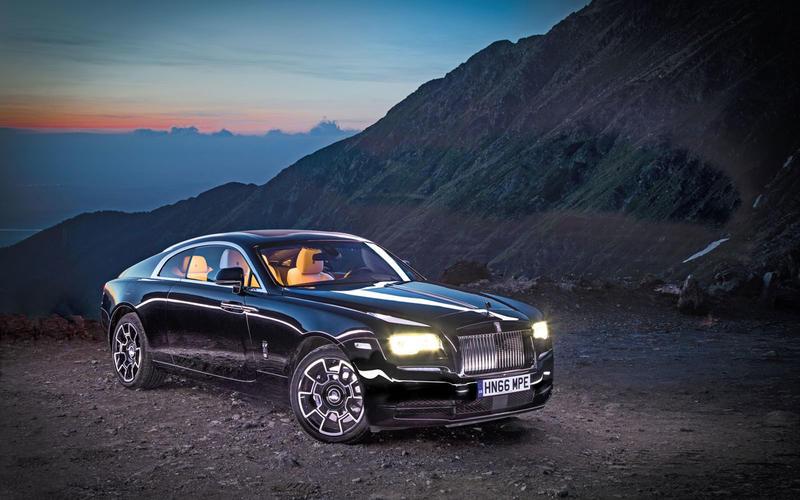 58 2013 Rolls-Royce Wraith
