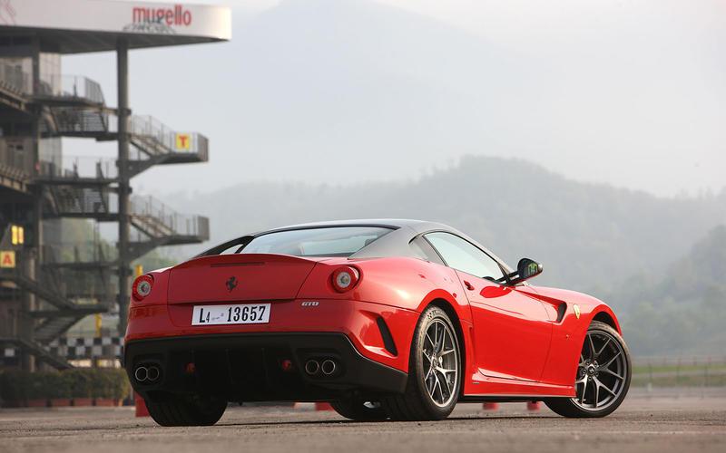 61. 2010 Ferrari 599 GTO - NEW ENTRY