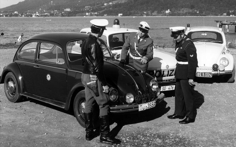 45: VW Beetle (Germany)