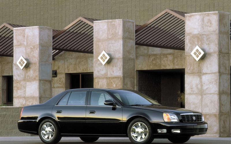 Cadillac – DeVille, 1959-2005: 3.9 million