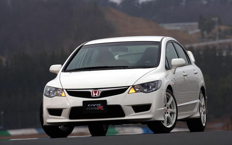 Honda Civic FD2 Type R (2007)