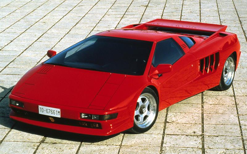 Cizeta V16T (1988)