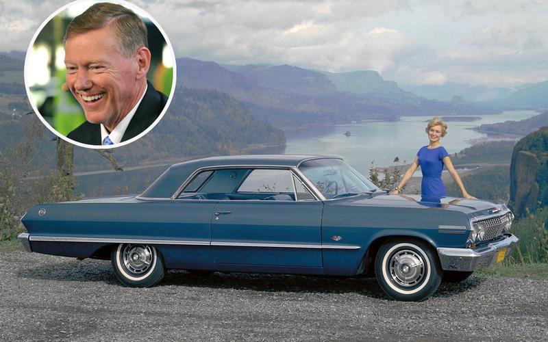 Alan Mulally - 1963 Chevrolet