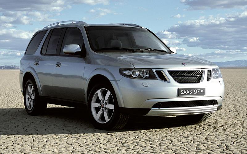 Saab: 9-7X