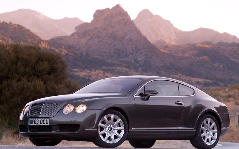 Bentley Continental GT (2003)