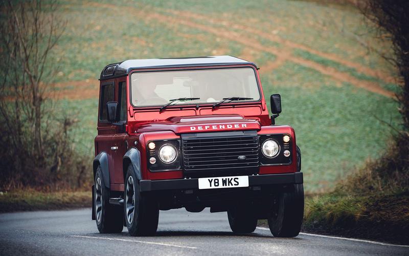 Land Rover Defender Works V8 (2018)