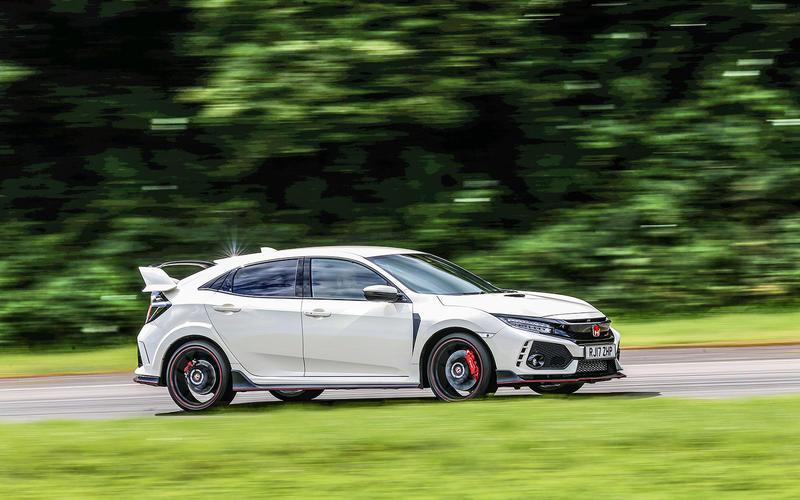 10: Honda Civic Type R