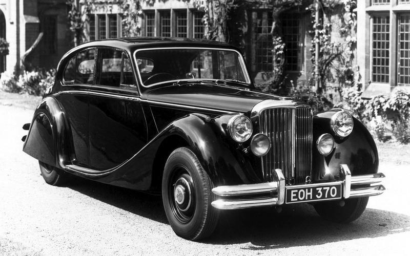 Jaguar (MkV, 1948)