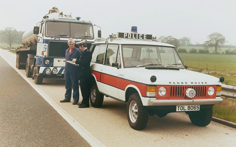 35: Range Rover (Britain)