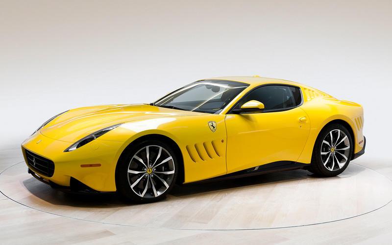 Ferrari SP 275 RW Competizione (2016)