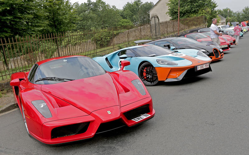 Supercar heaven