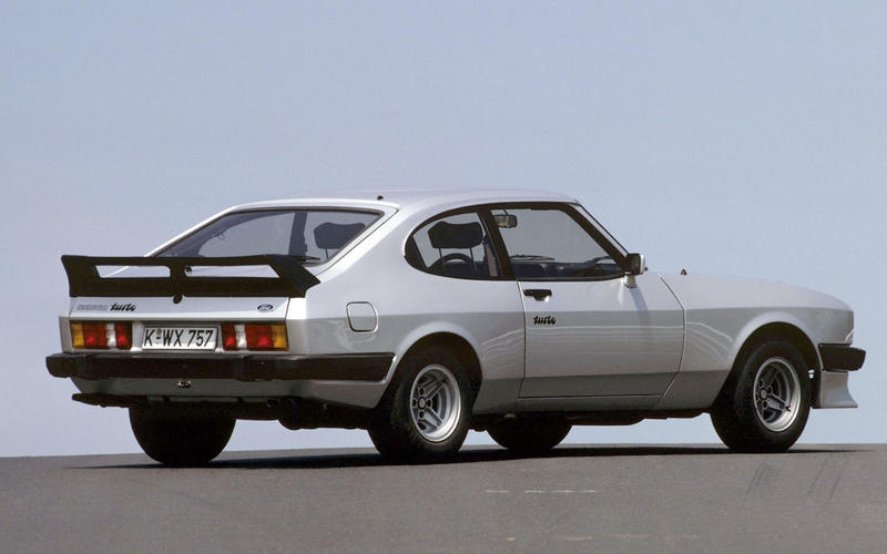 The Capri Turbo