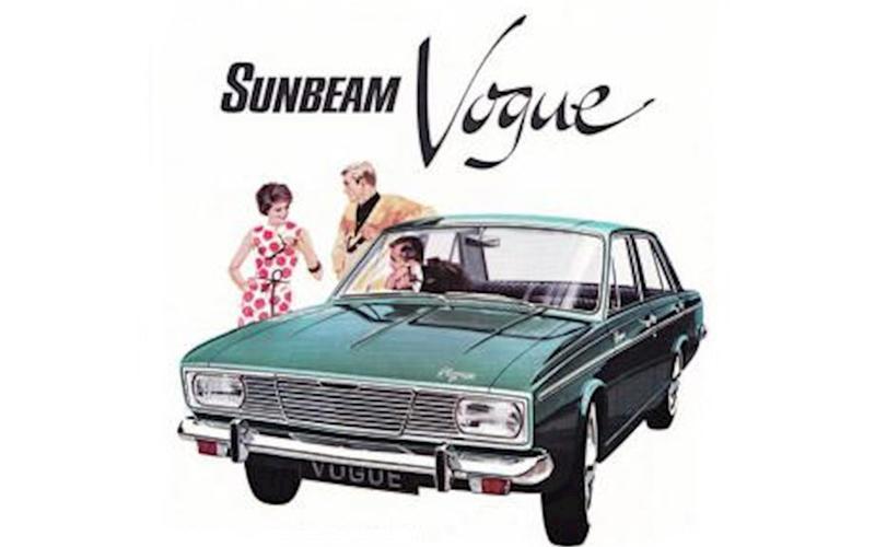 Sunbeam Vogue