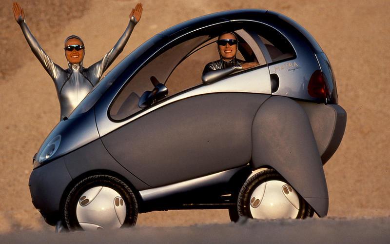 Renault Zoom concept (1992)