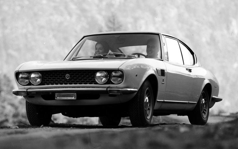 ELECTRONIC IGNITION: Fiat Dino (1968)