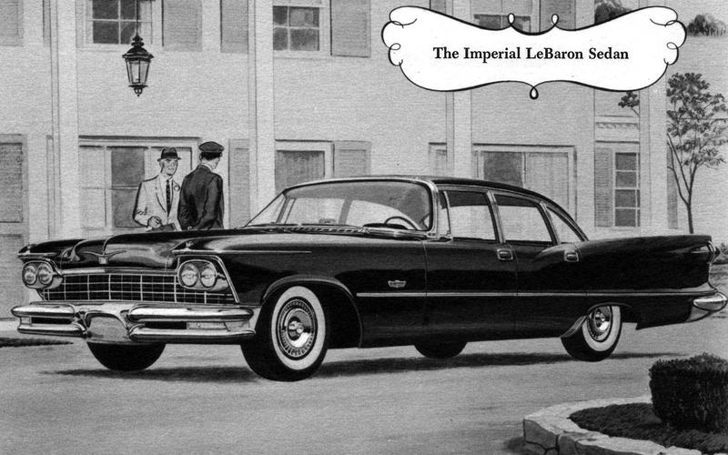 CRUISE CONTROL: Imperial (1957)