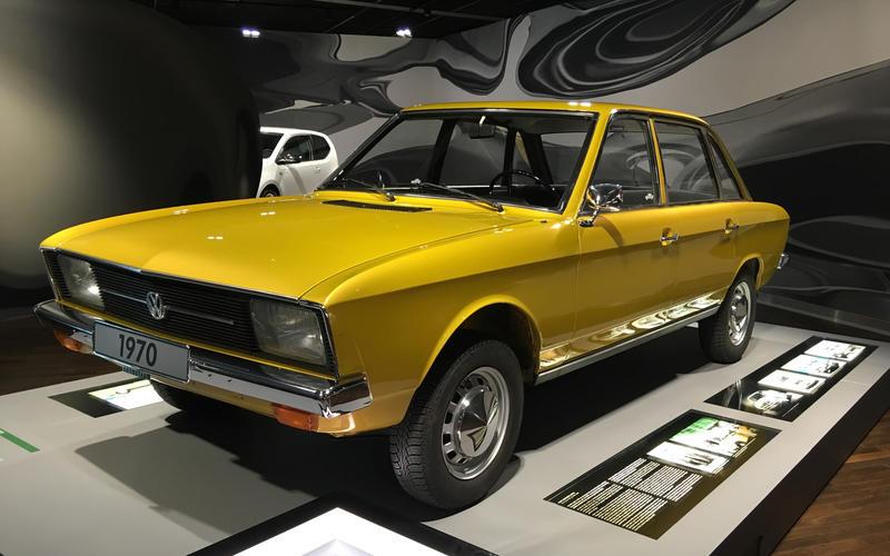 Volkswagen K70 (1970)