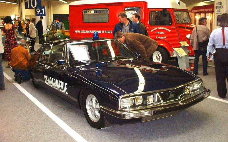 42: Citroën SM (France)