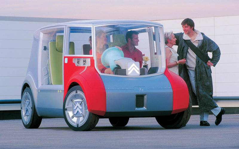 Citroën Osmose (2000)