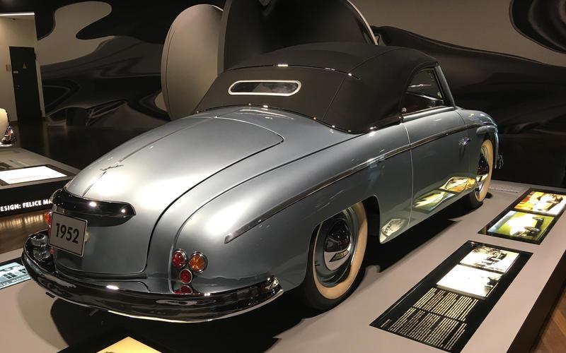 Volkswagen Rometsch (1952)