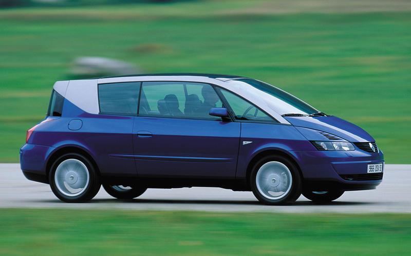 Renault Avantime (2002)