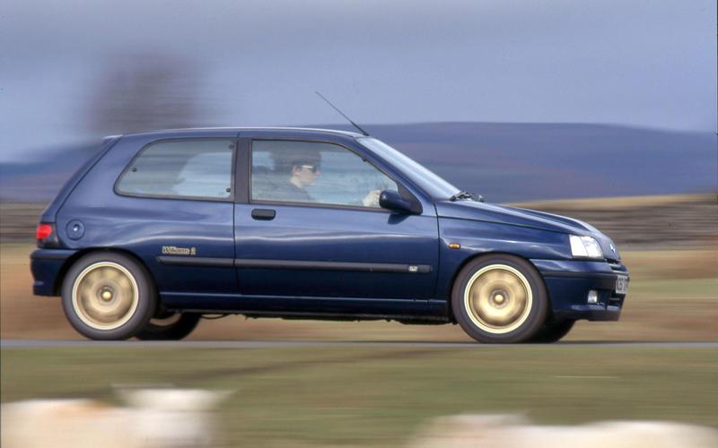 Renault Clio Williams (1993)