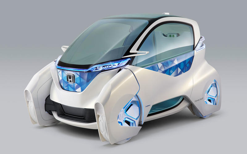 Honda Micro Commuter concept (2011)